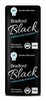 Bradford Black Batts